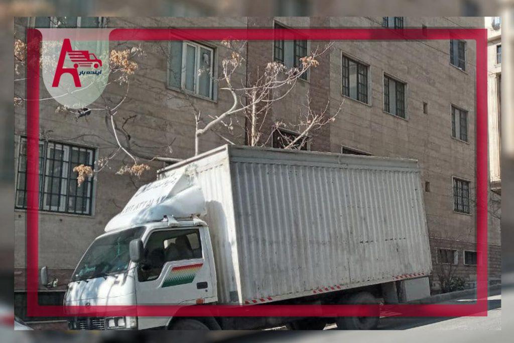 باربری دولت شرکت آینده بار در جنوب تهران
